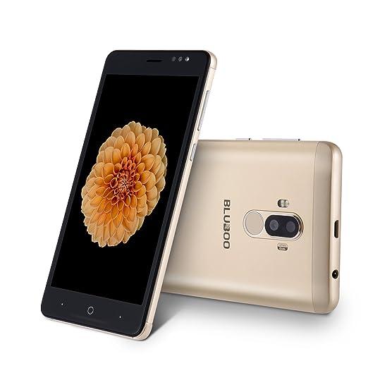 """4 opinioni per BLUBOO D1- Quattro Fotocamere Smartphone 3G 5.0"""" HD (Android 7.0, scocca in"""