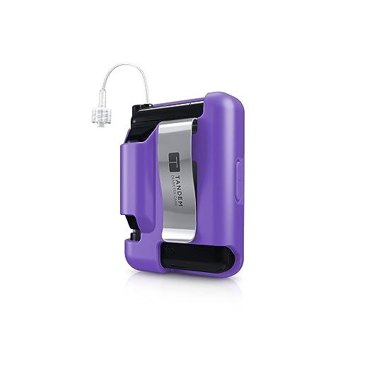 t:case 480 for t:Flex® Insulin Pumps (Purple)