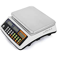 VEVOR Counting Scale 6.6lbs/0.0002lb-66lbs/0.002lbDigital Weight Counting Scale