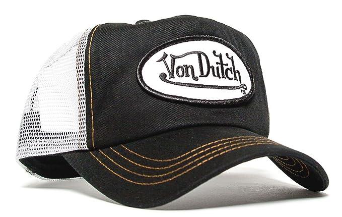 Von Dutch Originals Unisex-Adult Trucker - Sombrero talla única ...