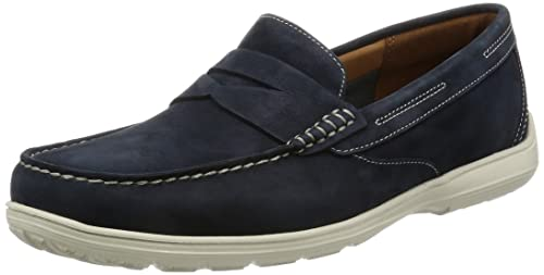 Rockport Total Motion Loafer Penny, Mocasines para Hombre: Amazon.es: Zapatos y complementos