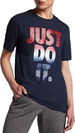 5ebe1adc7 Nike Sportswear Just Do It Men's T-Shirt at Amazon Men's Clothing store: