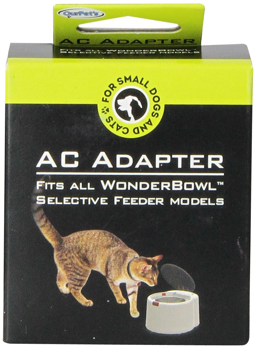 OurPets Wonder Bowl Selective Feeder AC Adapter