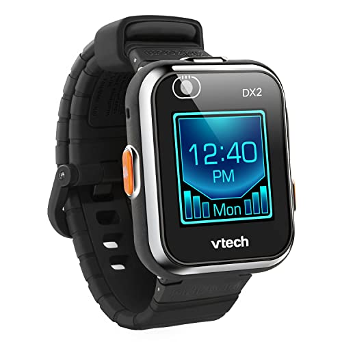 VTech Kidizoom Smartwatch DX2 - Features 2 camera's for video and pics, a voice changer, games, a pedometer, parental controls and more! suitable for kids ages 4-12