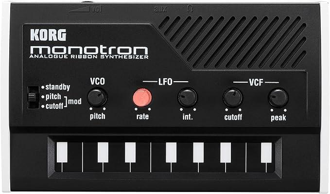 Korg MONOTRON - Sintetizador (analógico, con altavoz ...