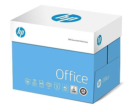 HP 87925 - Caja con 5 paquetes de 500 folios (2500 folios, A4,