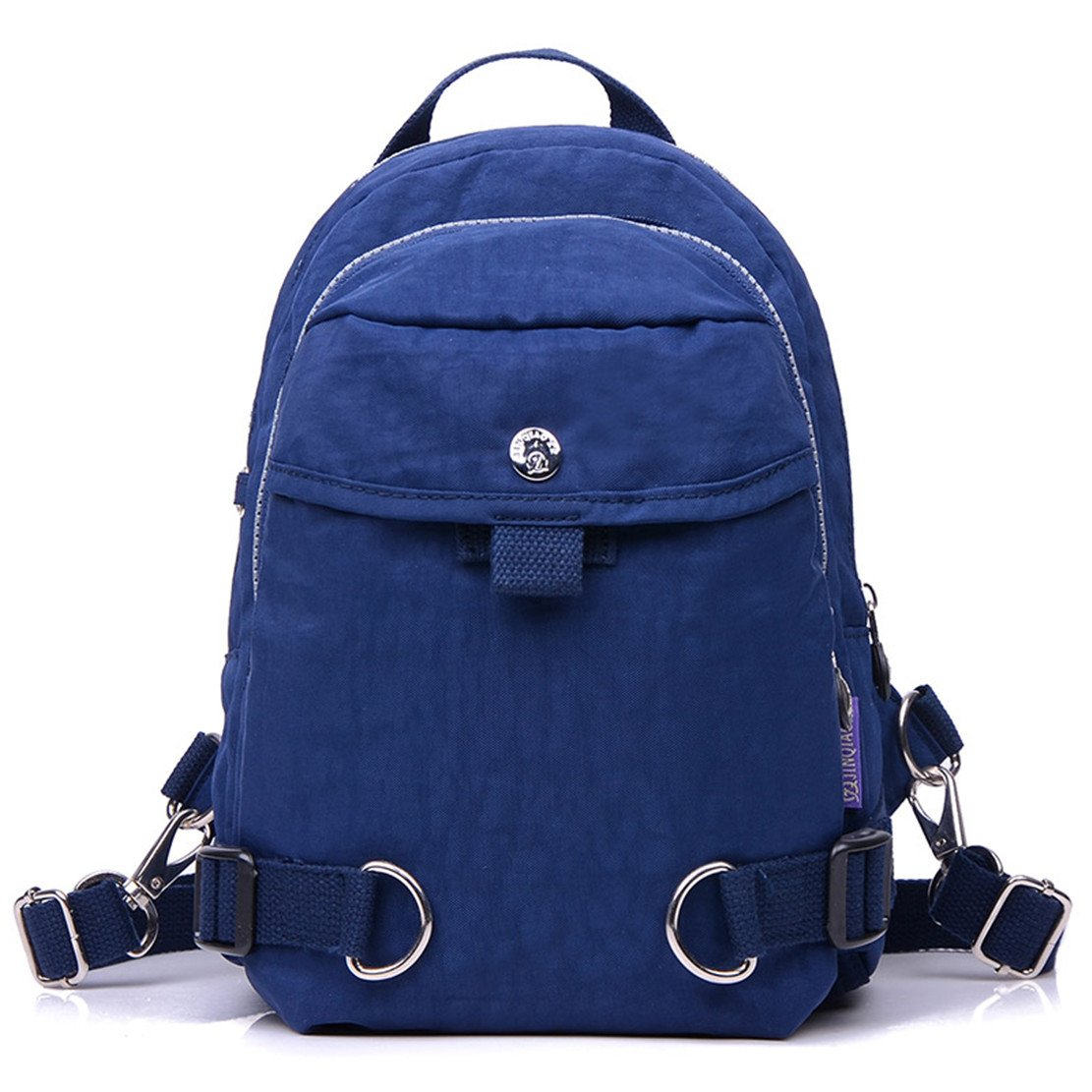 ea392ca60d71 TianHengYi Women s Lightweight Small Nylon Backpack Casual Strong Mini  Backpack Multipurpose Daypack for Girls Cycling Hiking Camping Travel  Outdoor ...