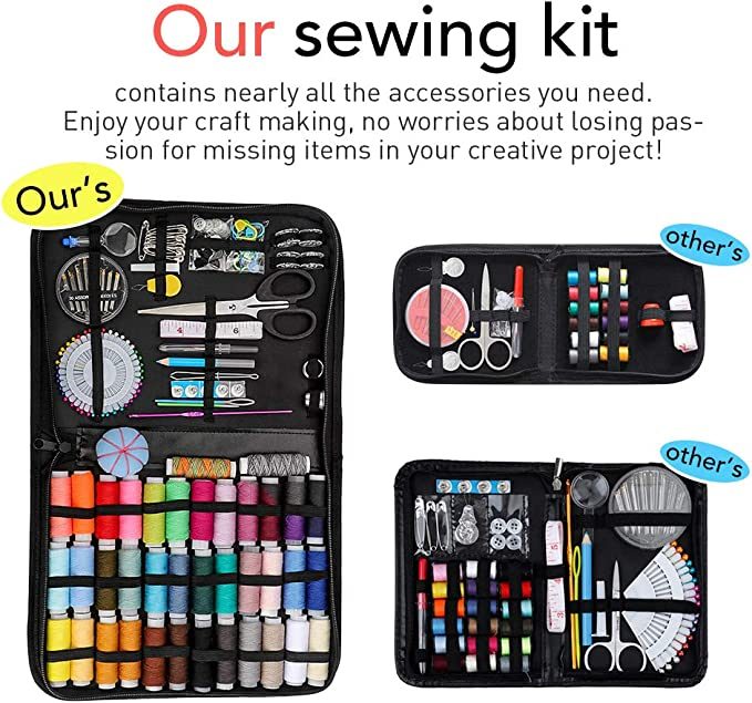 Creative Cuts Fabric Sewing Kit You Pick Everyday Tote Kit School Work