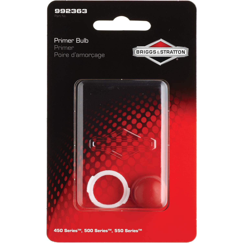 Briggs & Stratton 992363 Serie 450/500/550, bulbo cebador, Rojo ...