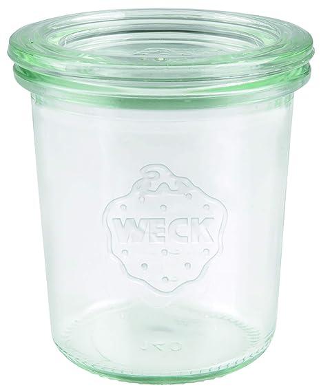 Weck 761 Cristal 140 ml Bormioli Fido (einweck de calidad ...