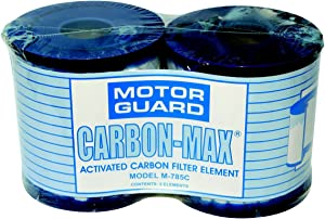 Motor Guard M-785C Carbon Max Replacement Element, 2-Pack
