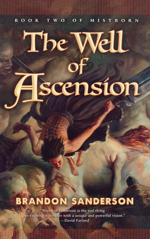Mistborn #2 The Well of Ascension - Brandon Sanderson