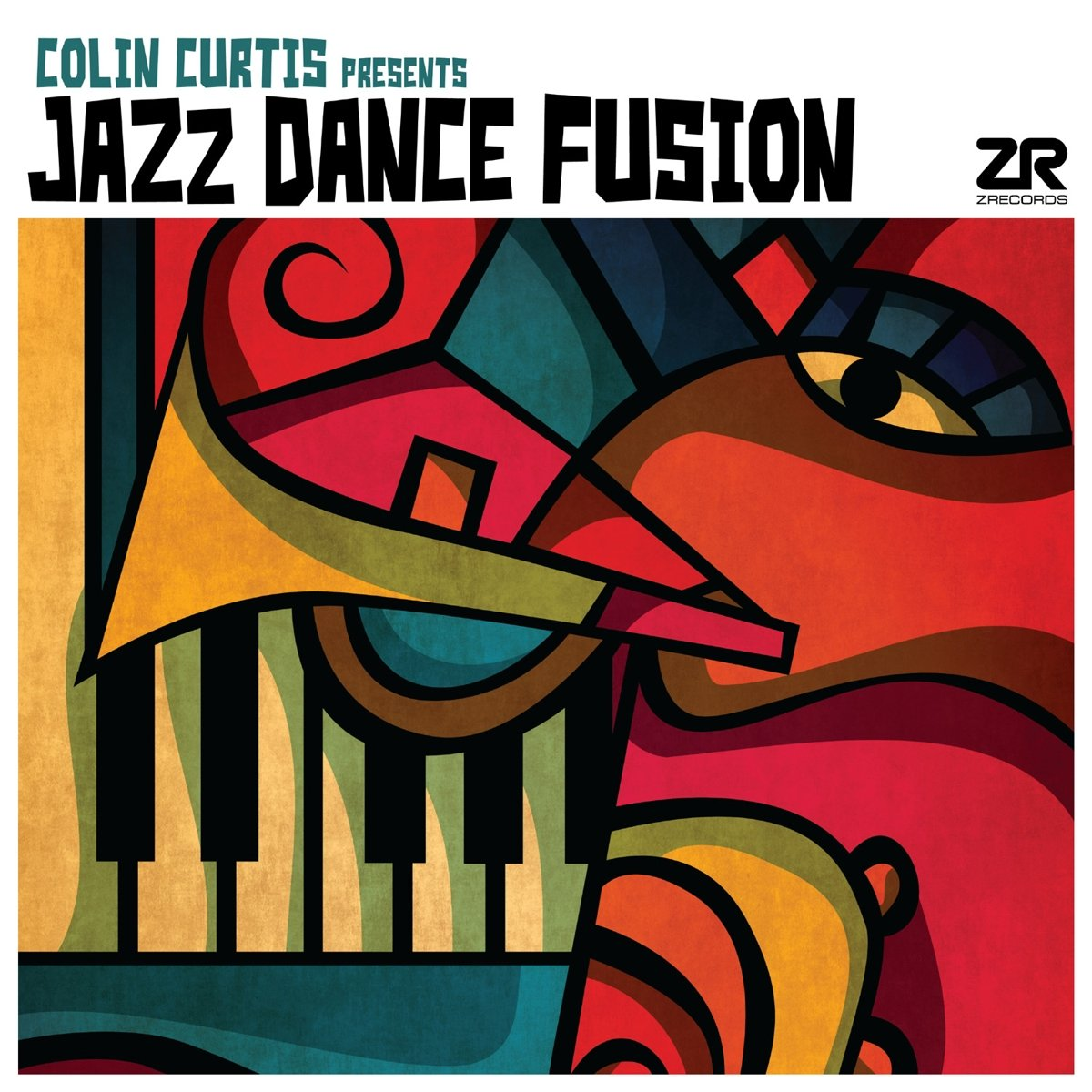 CD : Colin Curtis - Colin Curtis Presents Jazz Dance Fusion (2 Pack, 2PC)
