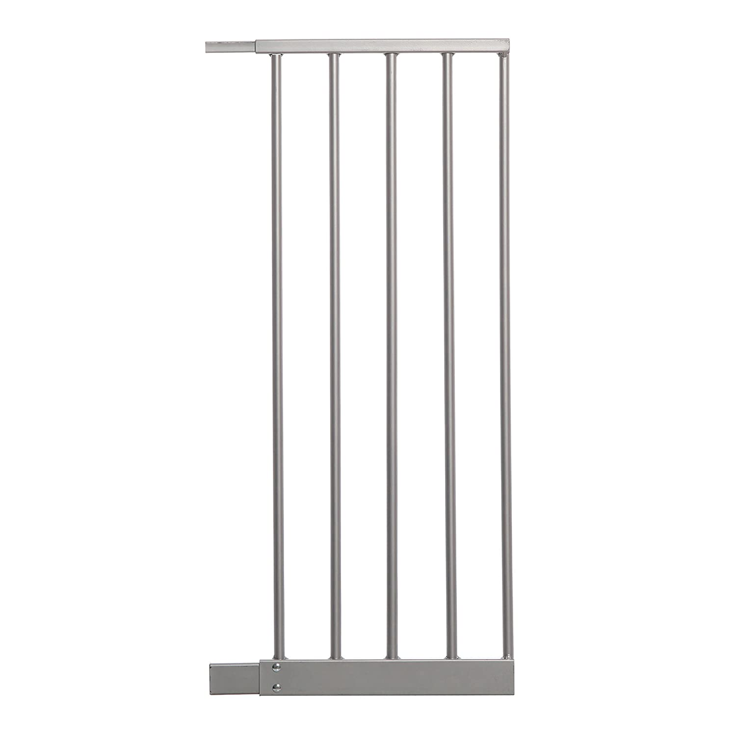 Dreambaby L873S 11-Inch Magnetic Sure Close Gate Extension (Silver)