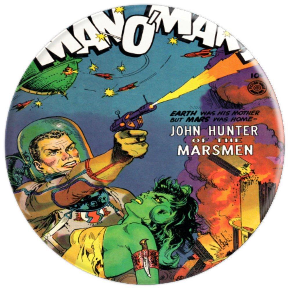 Amazon.com: Comic Book Art Man O Mars Comics - PopSockets ...