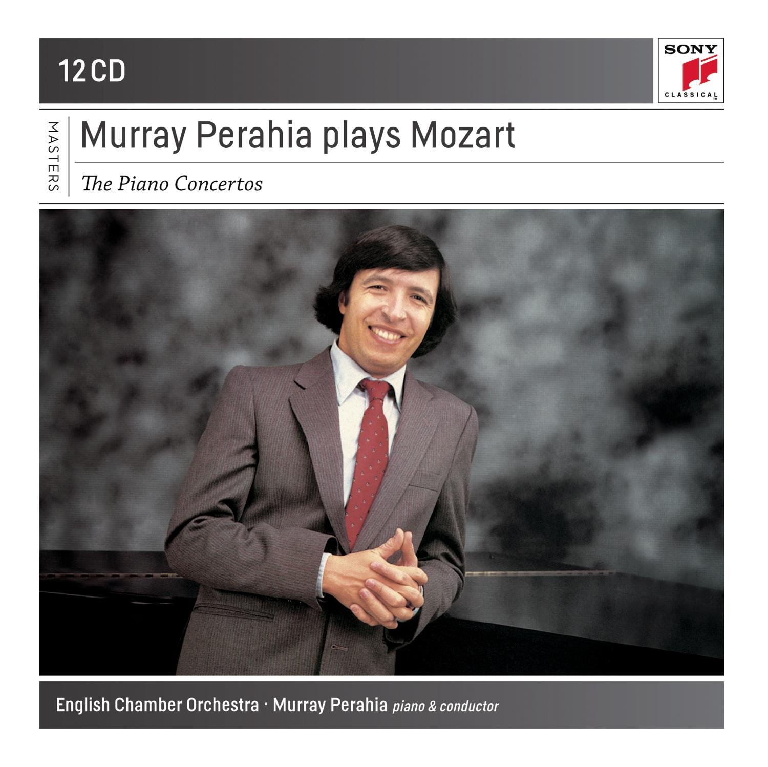 Murray Perahia plays Mozart - The Piano Concertos by Sony Masterworks