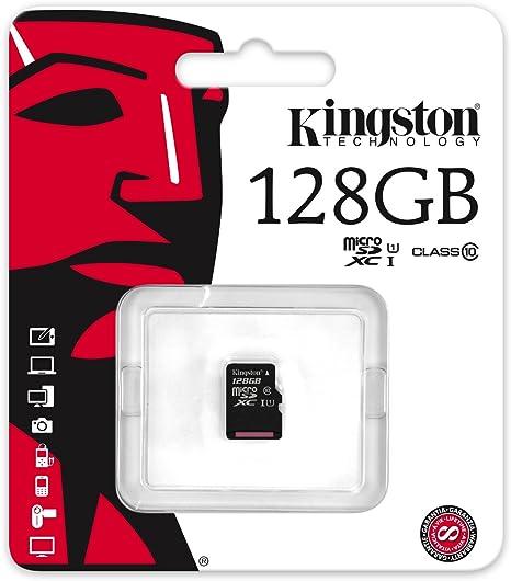 Kingston Lona seleccionar 32GB SDHC clase 10 Tarjeta de memoria SD UHS-I U1