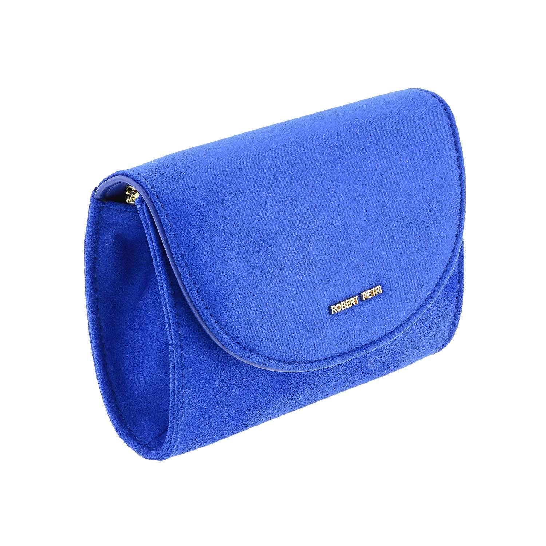 Flap Wallet för partynemoni med kedja blå