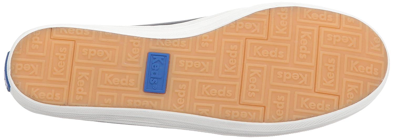 Keds Womens Crashback Leather Fashion Sneaker,New Black,5 M US
