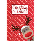 Christmas Planner: The Ultimate Organizer - with Holiday Shopping List, Gift Planner, Online Order and Greeting Card Address