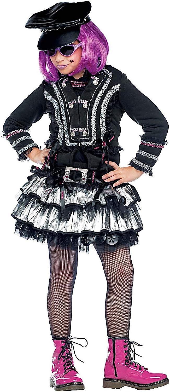Disfraz Lady Gaga Vestido Fiesta de Carnaval Fancy Dress Disfraces ...