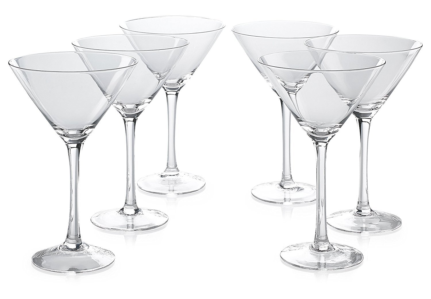 Classic Martini Glasses (14 Ounce)