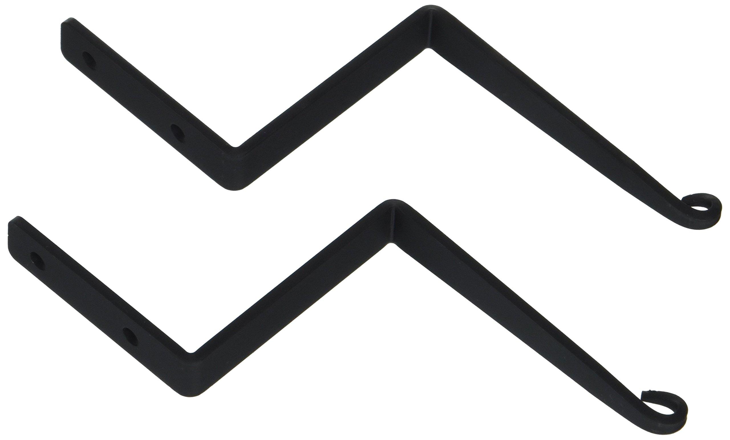 7.5 Inch Plain Curtain Swags