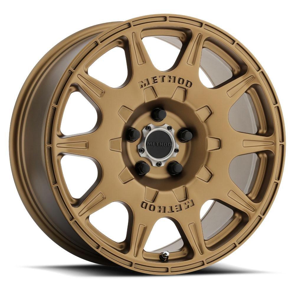 Amazon.com: Method Race Wheels MR502 RALLY Titanium Wheel with ...