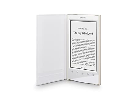 Sony PRSA-SC22 - Funda blanda para ebook Sony PRS-T2, color blanco ...