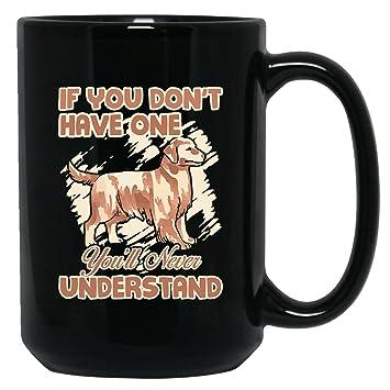 Amazon Com Golden Retriever Ceramic Mug Love Golden Retriever