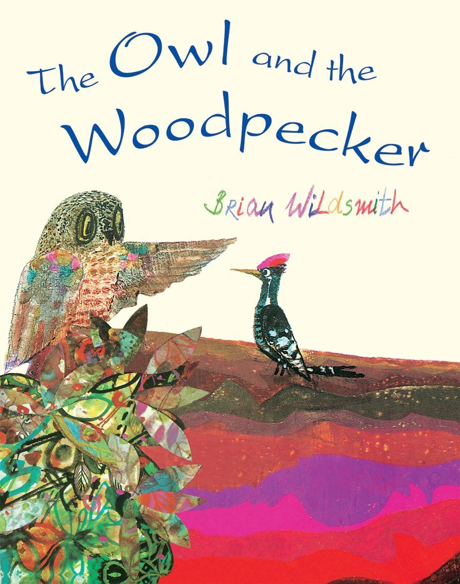 The Owl And the Woodpecker ebook