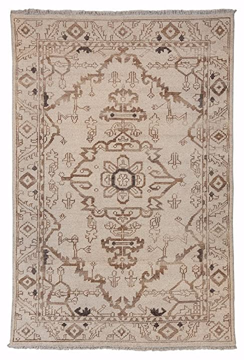 Ashley Furniture Signature Design   Vintage Casual Area Rug   8x11 Ft Large  Size   Natural