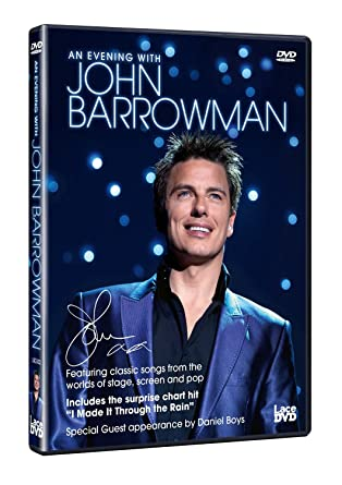 An Evening With John Barrowman DVD 2009