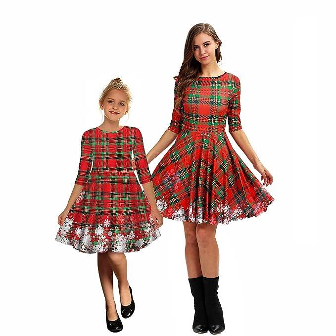 BEEBEAUTY - Falda de Nieve para niña, Color Rojo Azul Azul Talla ...
