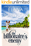 The Billionaire's Enemy: Clean Billionaire Romance (Getaway Bay Billionaire Romance Book 1)