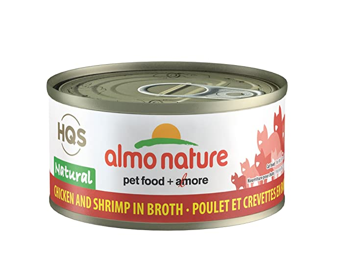 Top 7 Almo Nature Salmon Cat Food