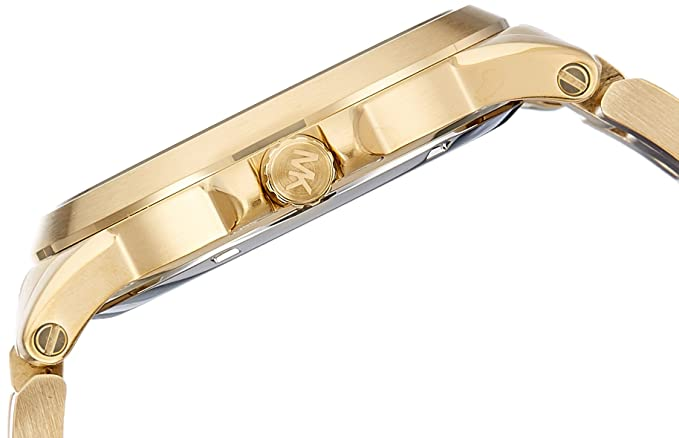 c6b5fd330ec1 Amazon.com  Michael Kors Men s Paxton Gold-Tone Watch MK8555  Michael Kors   Watches
