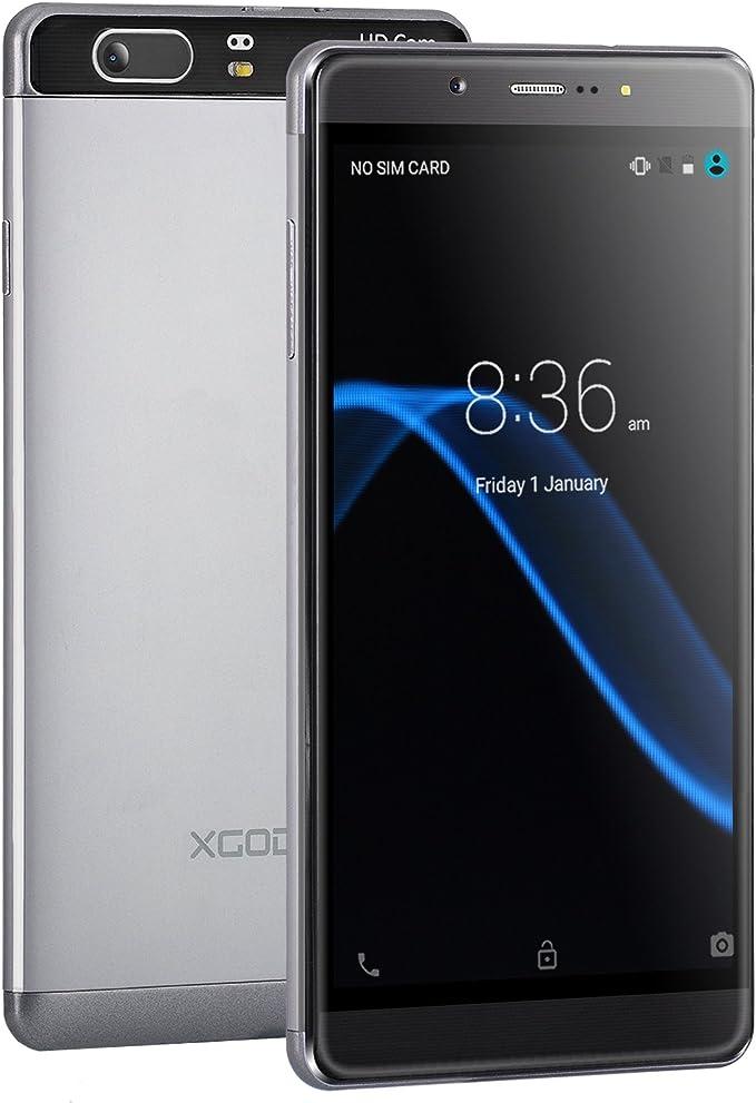 1 GB + 16GB] XGODY Y13 6 Pulgadas Android 5.1 teléfonos móviles ...