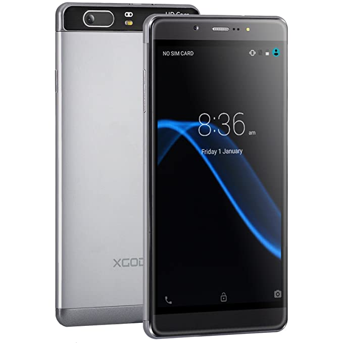 XGODY Y13 6 Pulgadas 1 GB + 16GB Android 5.1 Smartphone ...