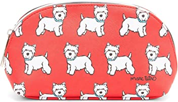 Marc Tetro Cosmetic bag (Red Westie)