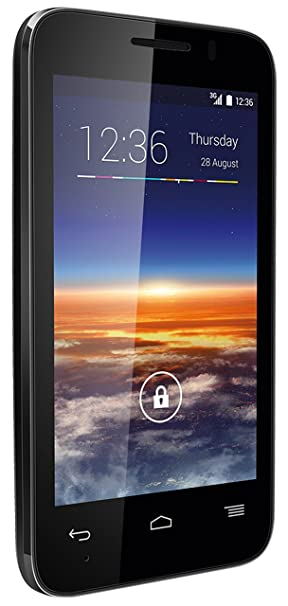 Vodafone Smart 4 Mini Pay as you go Handset - Black
