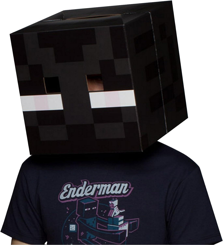 J!NX JNX3830 Minecraft Pappkopf Enderman