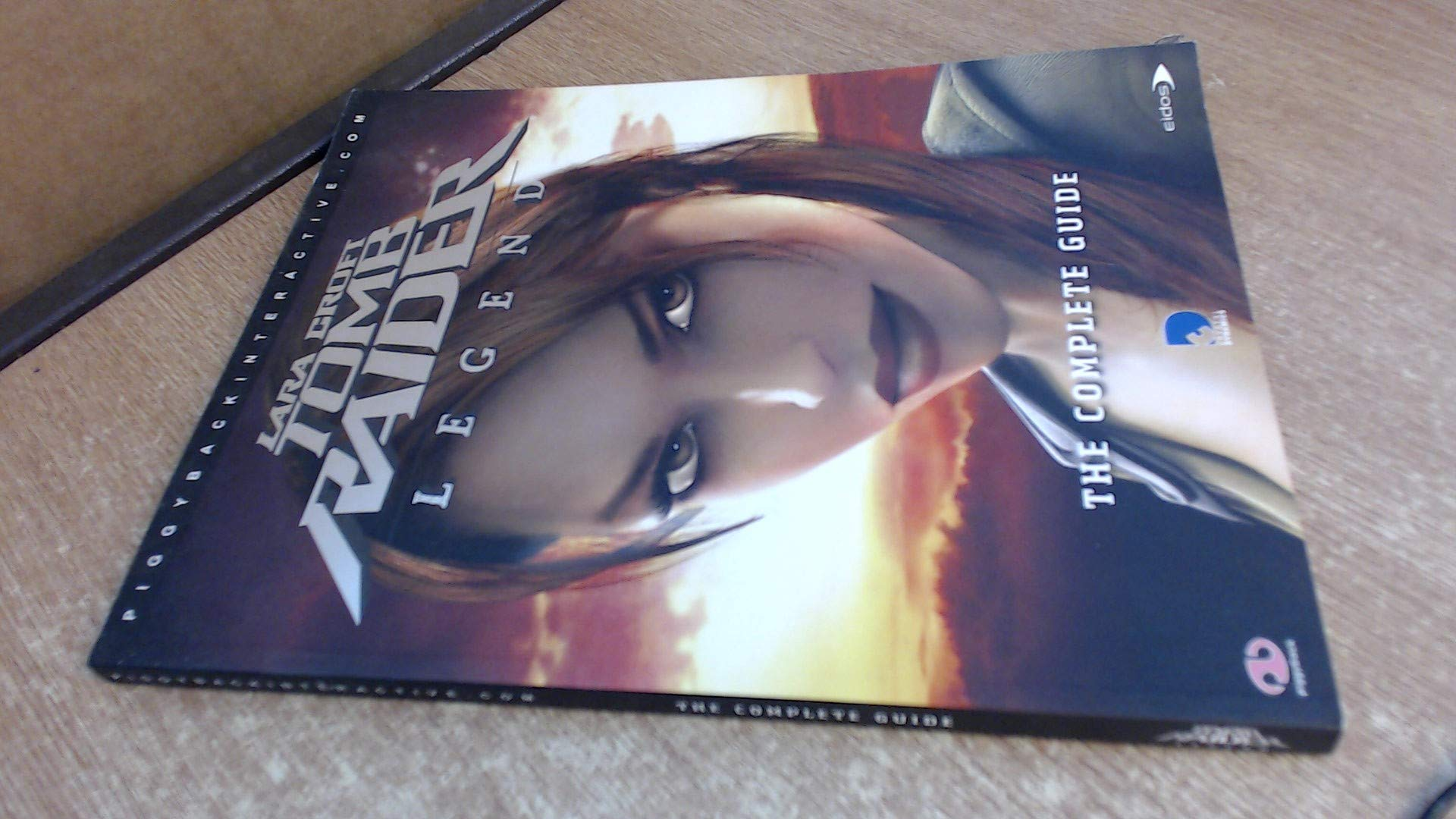 Tomb Raider Legend: The Complete Official Guide PDF