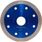 "Diex 4"" Super Thin Diamond Tile Blade Porcelain Saw Blade for Cutting Porcelain Tile Granite Marbles (4"")"