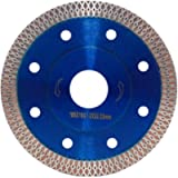Diapro 4' Super Thin Diamond Tile Blade Porcelain Saw Blade for Cutting Porcelain Tile Granite Marbles (4')