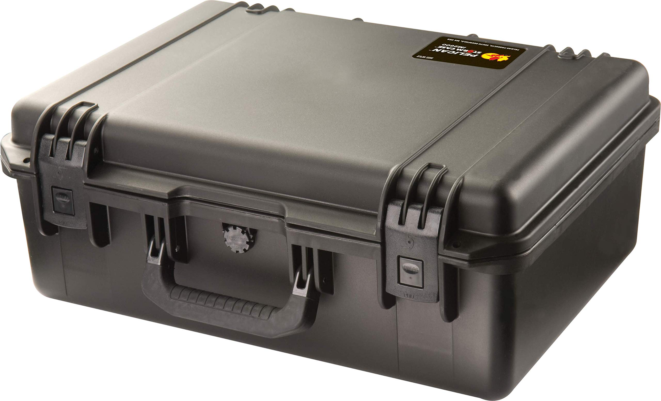 Waterproof Case (Dry Box) | Pelican Storm iM2600 Case With Foam (Black)