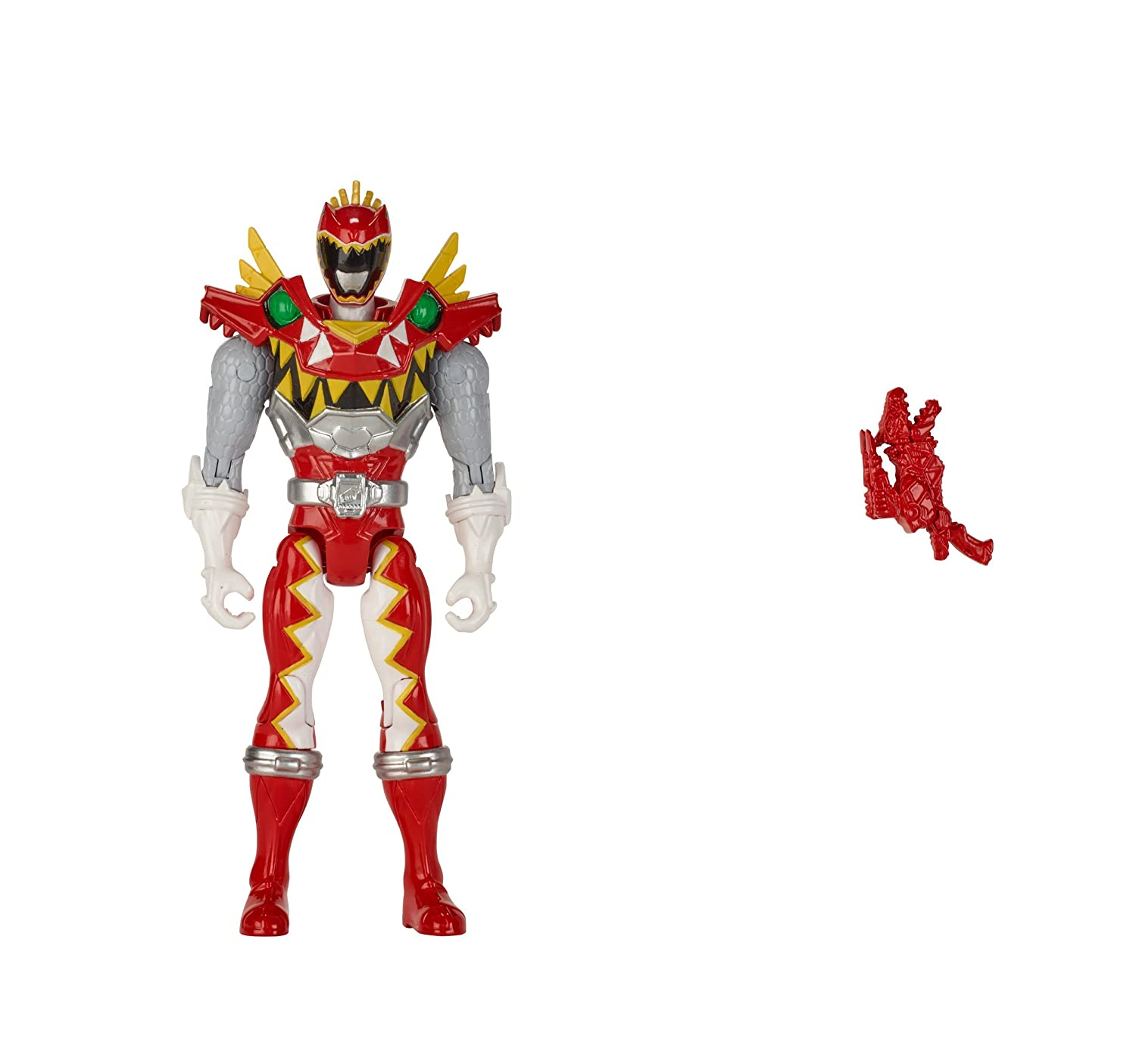 Power Rangers Dino Super Charge 5 T-Rex Super Charge Red Ranger Action Figure Bandai America Incorporated 43230