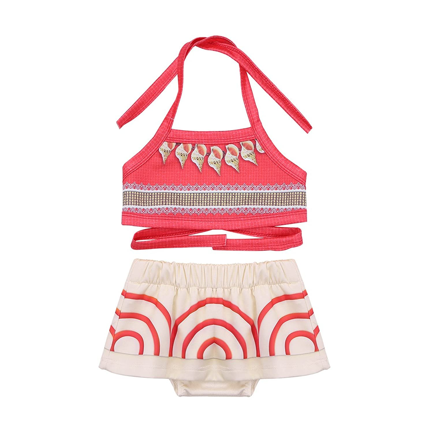 Swimsuit Is Made Of Polyester Material, Hand Wash. Size Table Means Age  Ranges For Girls, But They Are For General Guidance Only