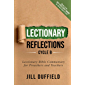 Lectionary Reflections, Cycle B: Lectionary Bible Commentary for Preachers and Teachers