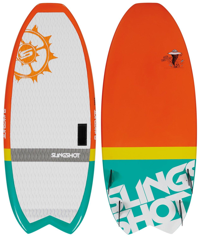 Sling Shot Slingshot Alien Twister Wakesurf Board 2015